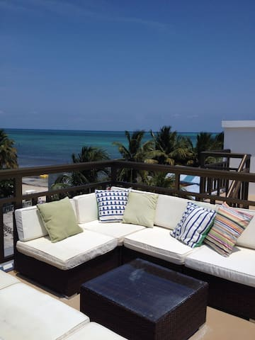 Best View and Location Caye Caulker