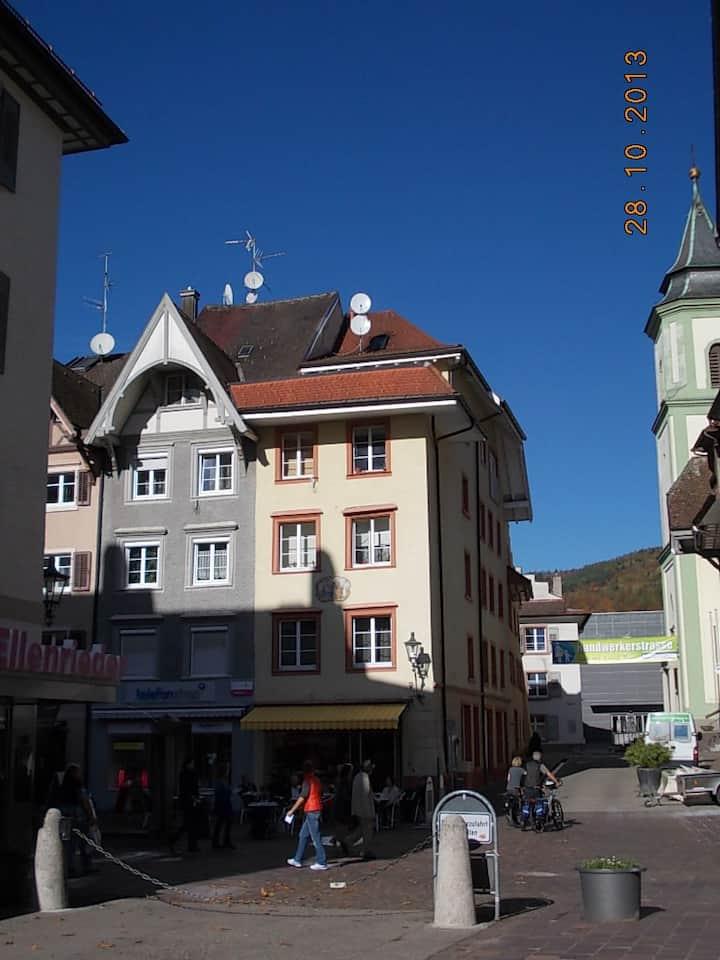 1 Zi. Whg. in Waldshut Altstadt 2OG