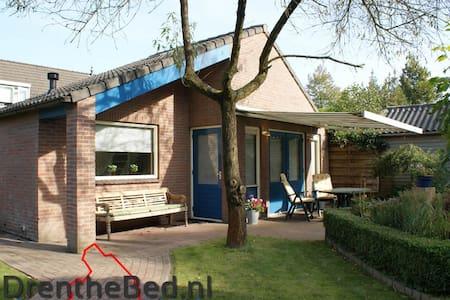 Vakantiehuis in het bosrijke Exloo - Exloo - Ev