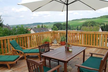 Urlaub mit Aussicht - Ochsenfurt - Apartment