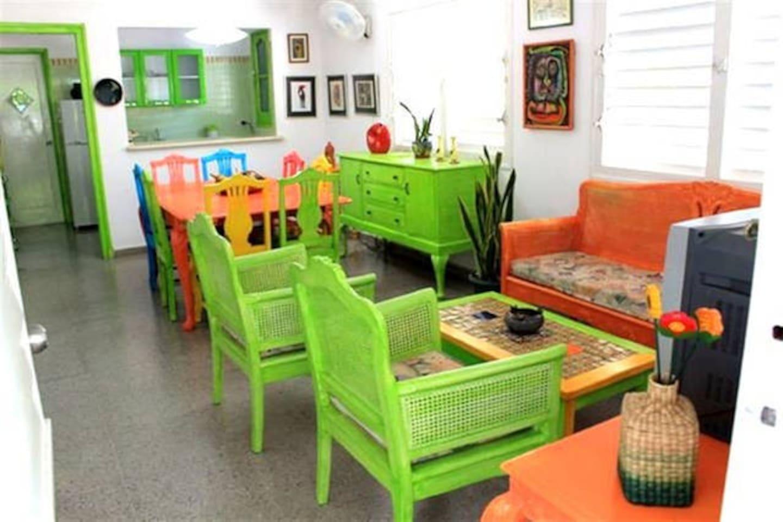 VAR-7.2 Casa Lola Blue Room - Pensione in affitto a Varadero