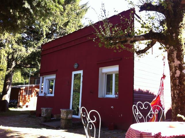 Le Cabanon Rouge - Tarn - Mazamet - Casa