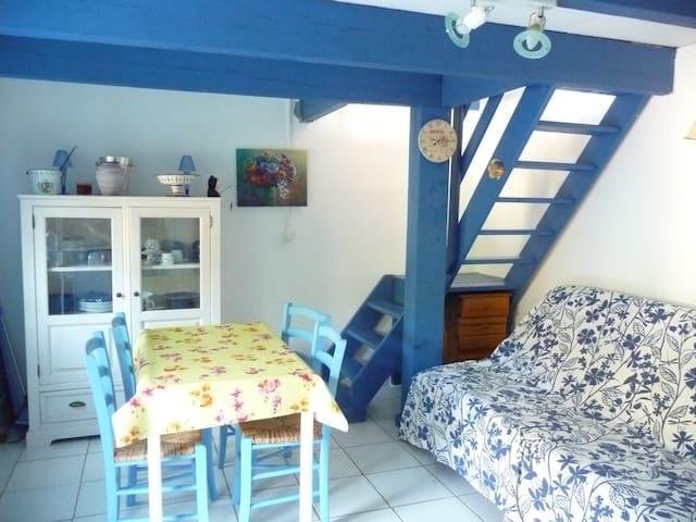 a louer petite maison de pêcheur - Groix - Rumah