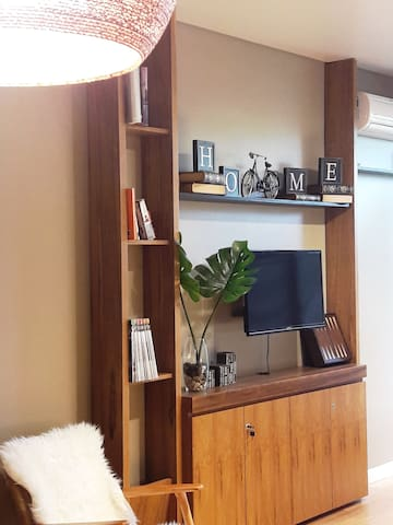 Chic STUDIO Palermo SOHO.  Pool+BKFST+WiFi+WOW! - Buenos Aires - Appartement