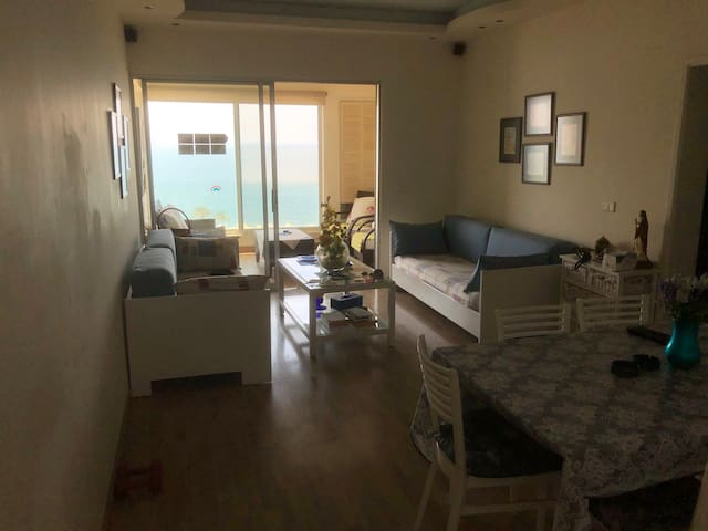 Tabarja Beach Resort/2 bedrooms appartment