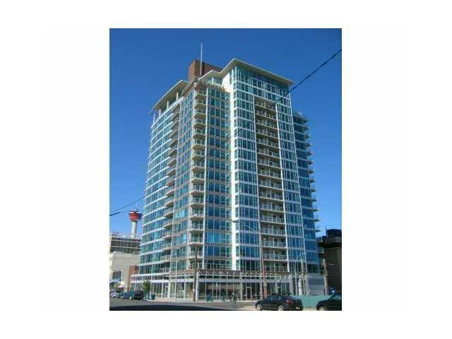 Contemporary DT Condo 940 sf - Calgary - Apartment