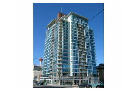 Contemporary DT Condo 940 sf - Calgary - Apartment
