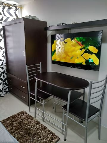 Silk Residences Furnished Studio (Sta Mesa Manila)
