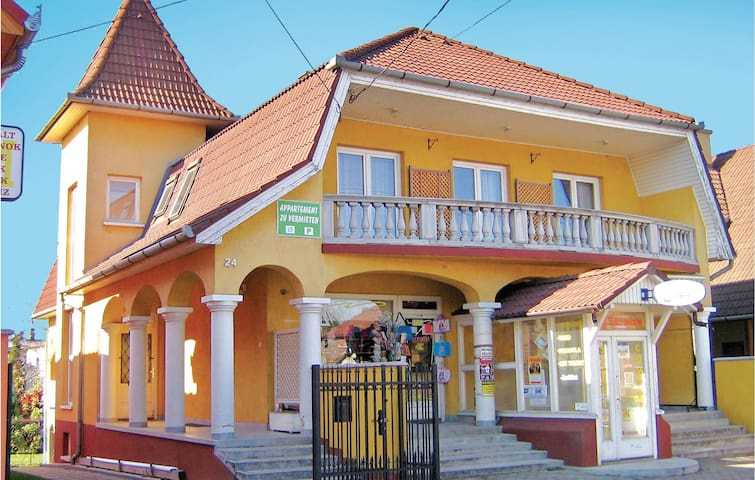 Holiday apartment with 1 room on 23m² in Balatonlelle