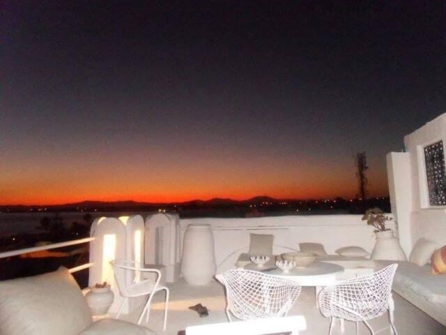 The best sea view in Hammamet!