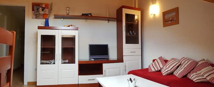 Apartamento ático en el centro histórico de Soria