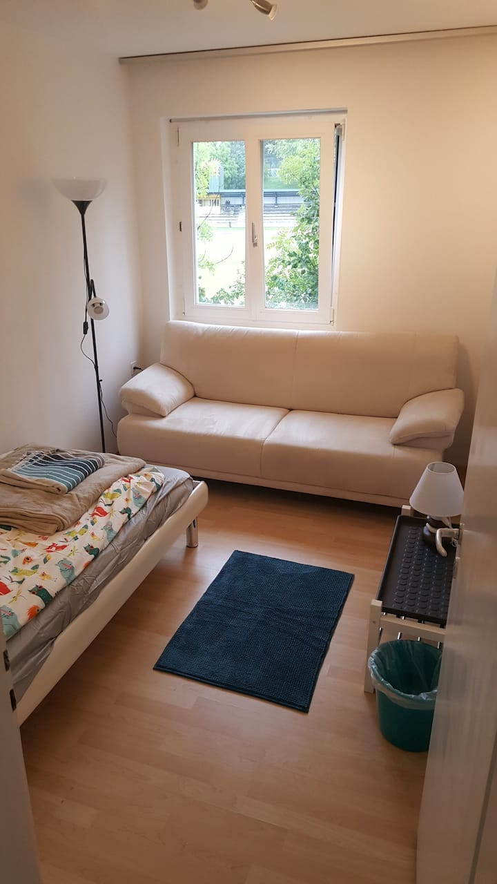 Cosy Single Bedroom Skt Gallen