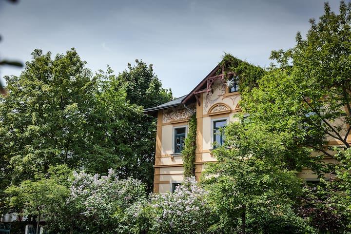 Urlaub an den Weinbergen - Radebeul - Apartemen