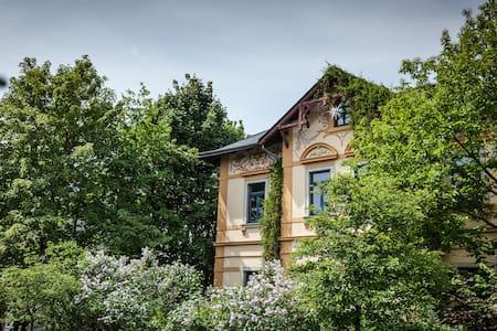Urlaub an den Weinbergen - Radebeul