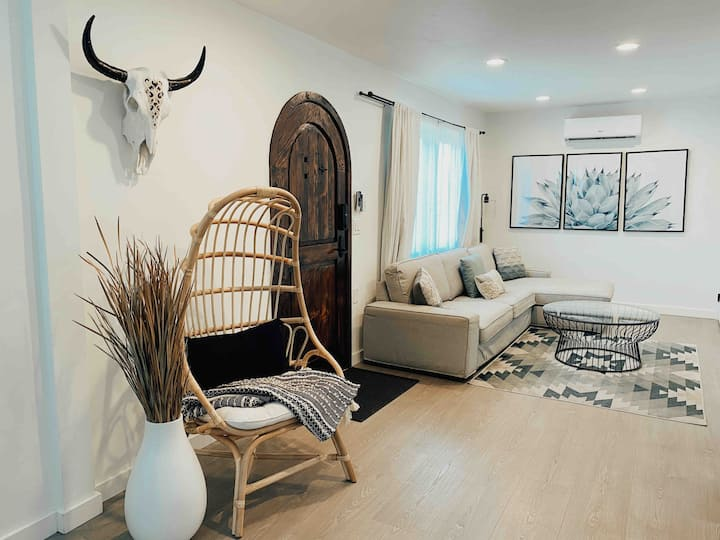 MODERN 2BR HOME | STEPS TO BALBOA PARK | 1M TO ZOO