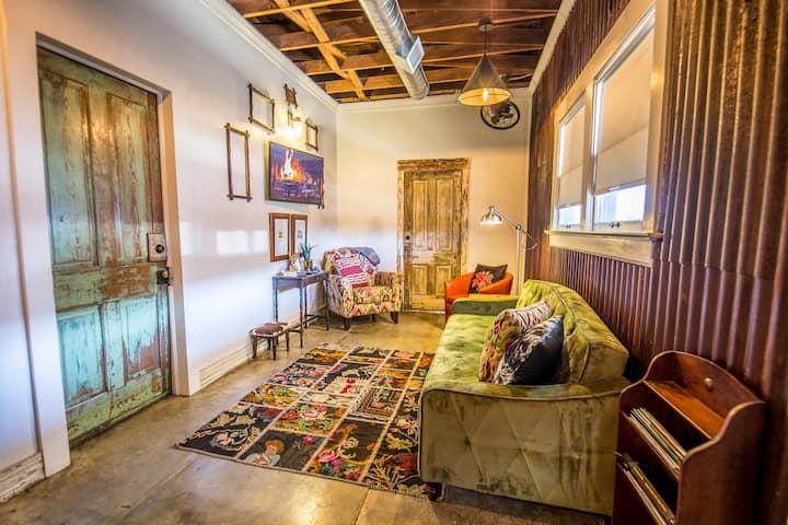 The Little Cricket Inn | Eclectic Boutique Suite