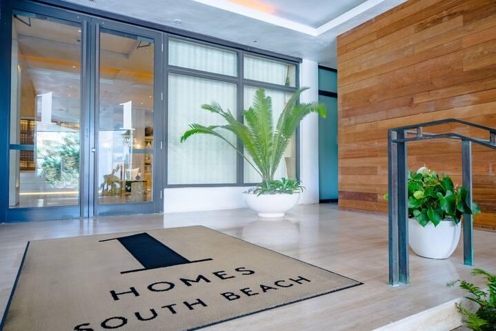 New Residence at Beachfront Green 5 Star Hotel