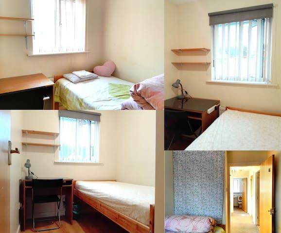 Traveller single room