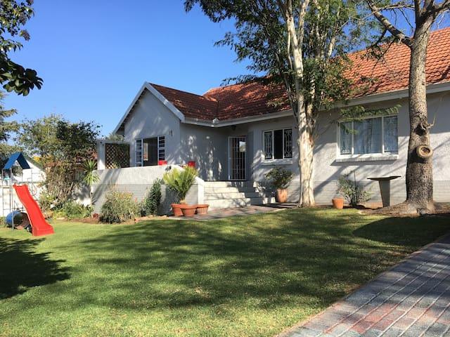 Best of Joburg suburban living