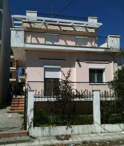 Beautifull villa 200m from sea - Halkidiki