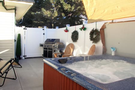 PLANNING A SKI VACATION, BOOK NOW! NEW HOT TUB Rm1 - Ogden