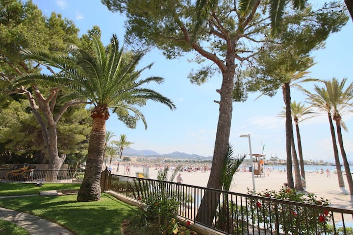 Breeze holidays at the sea frontline apartment - Alcúdia - Wohnung