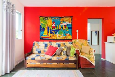 Ubatuba Itaguá apto bem localizado - Ubatuba - Appartamento