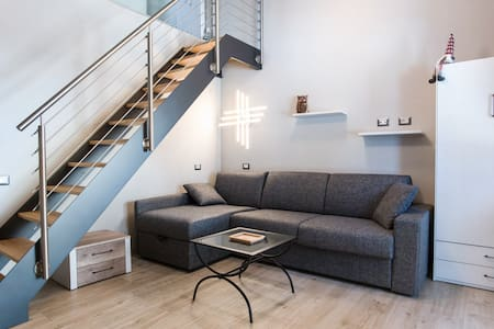 Modern Apartment Cesa Civetta with Balcony & Mountain View; Garage Available