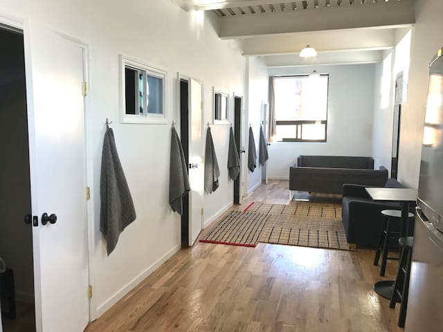 Huge, Amazing Apartment Minutes to the City! - Queens - Apartment