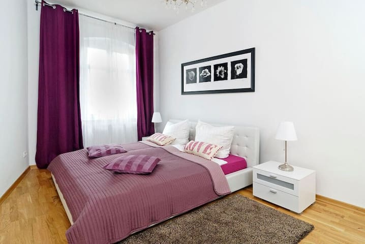 Great central city apartment Mitte