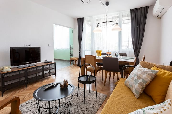Milka Apartments - Shared spaces
