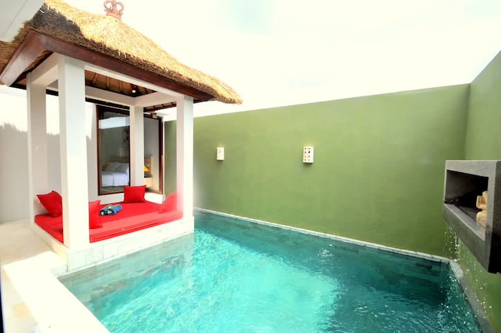 Private One Bedroom Pool Villa in Seminyak
