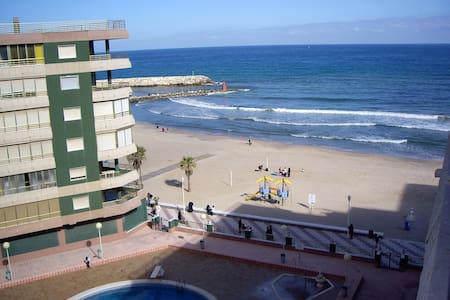 Apartamento playa. Seaside apartment near Valencia - El Perelló - Apartamento