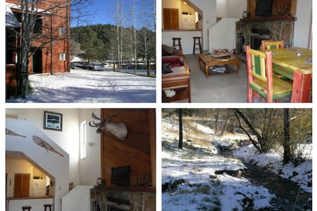 Caribou Condo (CLOSE TO SKI APACHE) - Alto