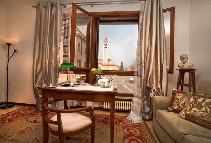 """TERRAZZA"" a San Zeno Verona - Verona - Appartement"
