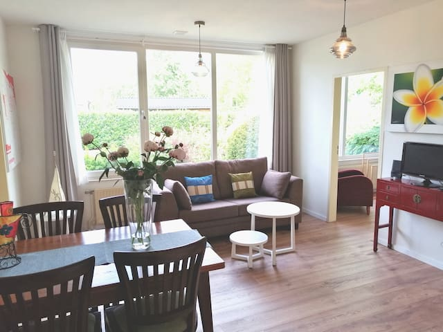 Guesthouse near Amsterdam, Schiphol, train station