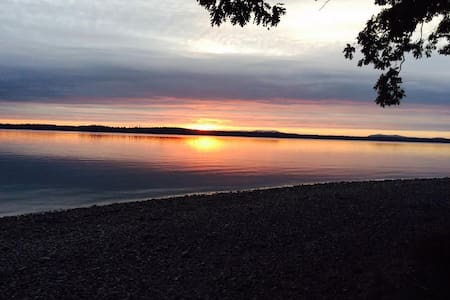 Sebago Lake: the way life should be - Cabanya