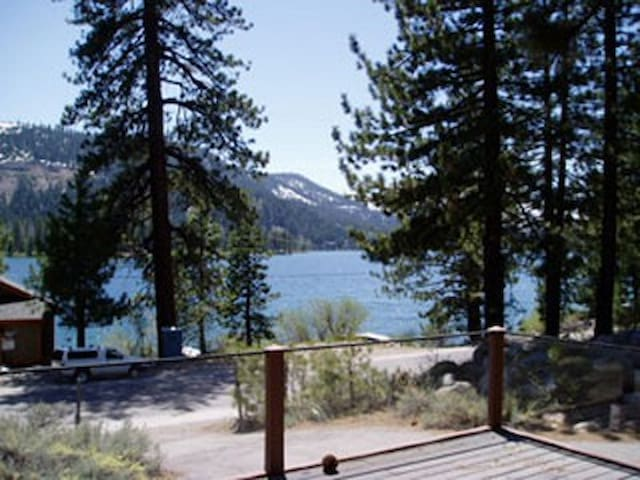 DONNER LAKE VIEW, CABIN RENTALS located Truckee CA