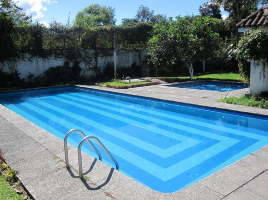 swimming pools for adults & children