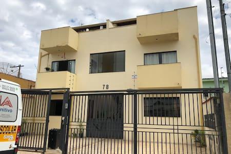 Apartamento proximo a Unilever Pouso Alegre