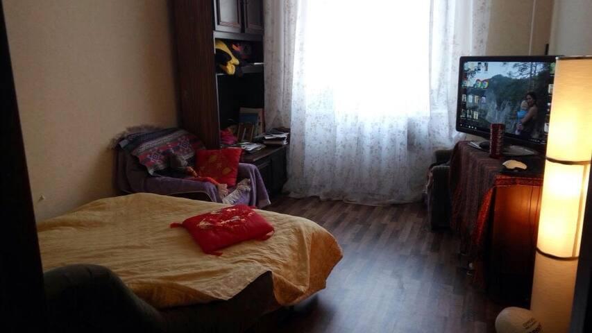 Комната для съема у молодой пары. - Moskva - Apartment