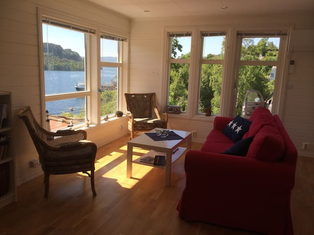 Cottage 1 hour from Bergen City - Osterøy/Bergen - Capanna