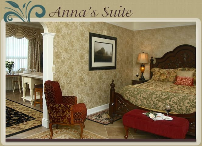 Anna's Suite, location & luxury - 芬代爾(Ferndale) - 公寓