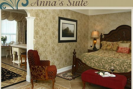 Anna's Suite, location & luxury - Ferndale - Apartamento
