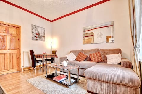 Deep Cleaned - Queen of Alexandria Apartment