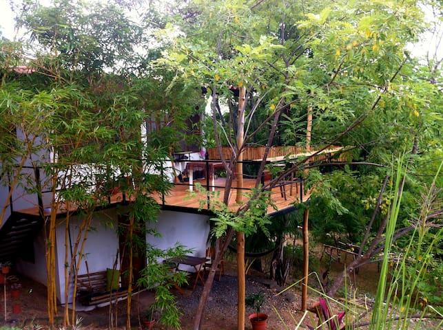 Casa Swell Garden Suite CASITA - Playa Gigante - 公寓
