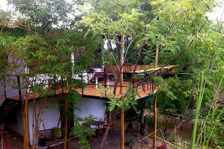Casa Swell Garden Suite CASITA - Playa Gigante