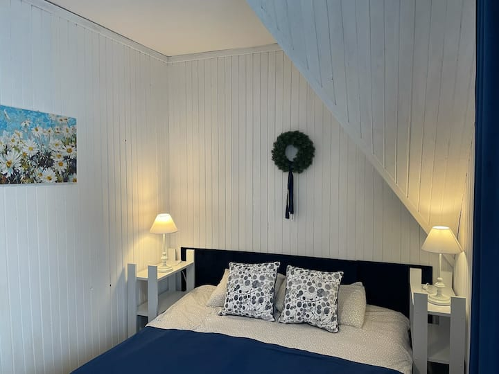 ZAKO-LODGE, pokój double z łazienką, balkon, widok