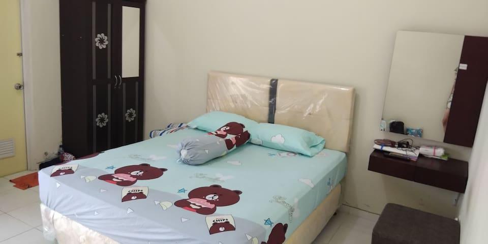 Little room in Denpasar