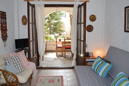 Summer home, just 1' to the beach, terrace, WiFi - Flat